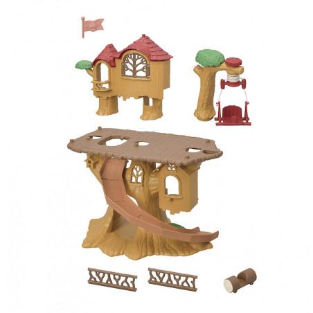La cabane dans les arbres de Sylvanian Family - 2