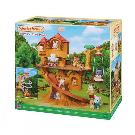 La cabane dans les arbres de Sylvanian Family - 3