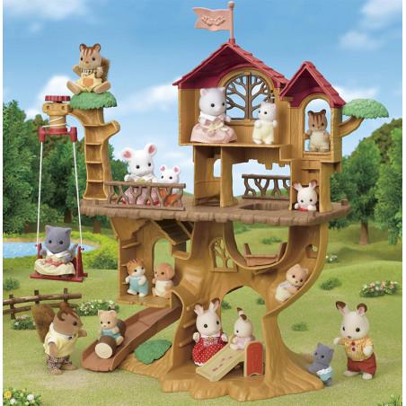 La cabane dans les arbres de Sylvanian Family - 4