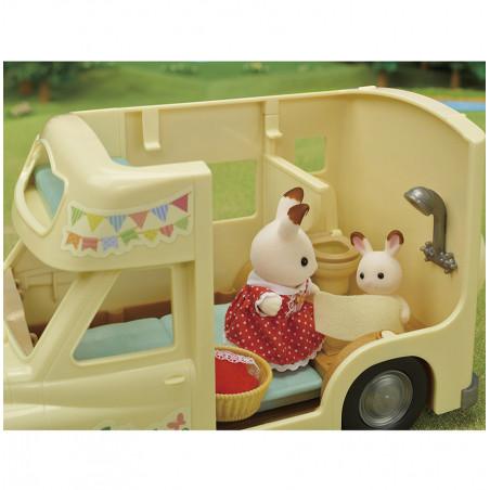 Le camping car de Sylvanian Family - 1