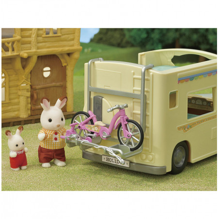 Le camping car de Sylvanian Family - 2