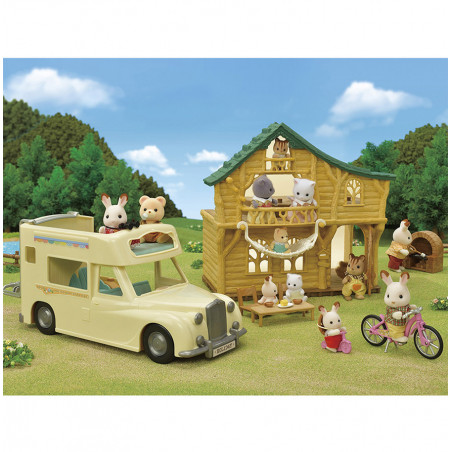 Le camping car de Sylvanian Family - 3