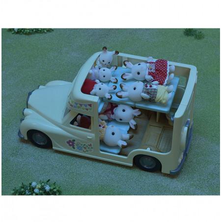 Le camping car de Sylvanian Family - 4