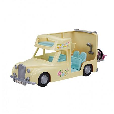 Le camping car de Sylvanian Family - 5