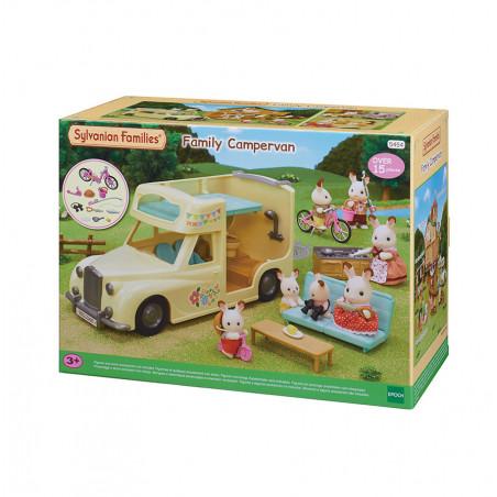 Le camping car de Sylvanian Family - 7