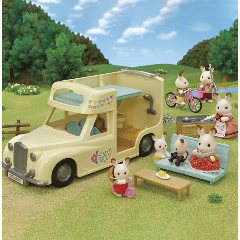 Le camping car Sylvanian Family