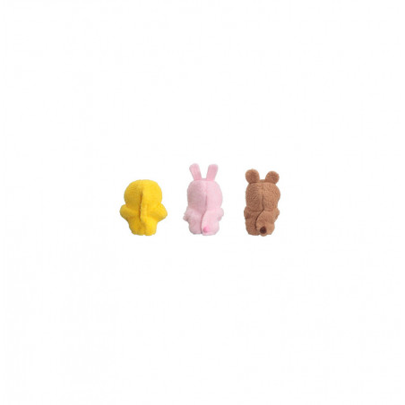 Le trio des bébés en costumes de mascottes de Sylvanian Family - 2