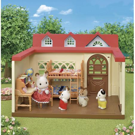 La maison framboise de Sylvanian Family - 5
