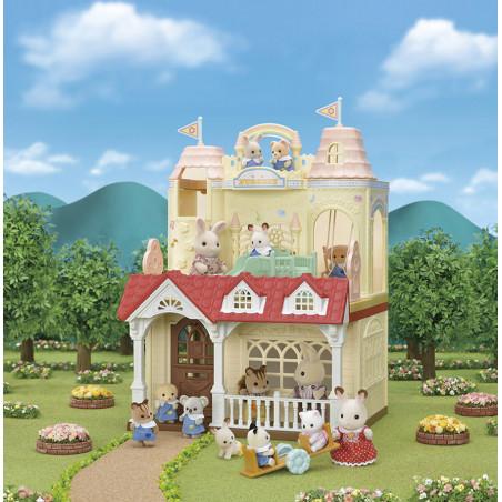 La maison framboise de Sylvanian Family - 7