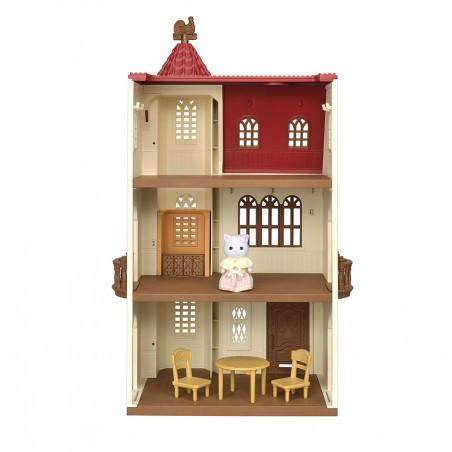 La maison avec ascenseur de Sylvanian Family - 4
