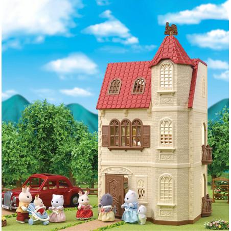 La maison avec ascenseur de Sylvanian Family - 6
