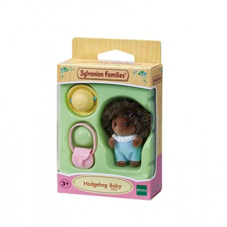 Le bébé hérisson de Sylvanian Family - 1