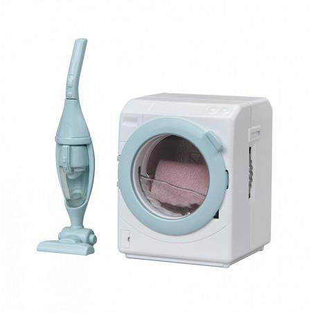 La machine à laver et aspirateur de Sylvanian Family - 2