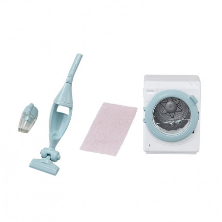La machine à laver et aspirateur de Sylvanian Family - 3