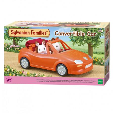 La voiture cabriolet de Sylvanian Family - 5