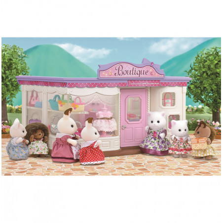La boutique d'accessoires de mode et figurine de Sylvanian Family - 2