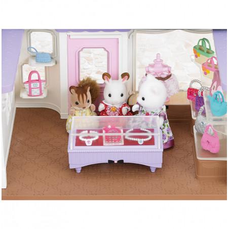 La boutique d'accessoires de mode et figurine de Sylvanian Family - 4