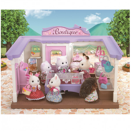 La boutique d'accessoires de mode et figurine de Sylvanian Family - 5
