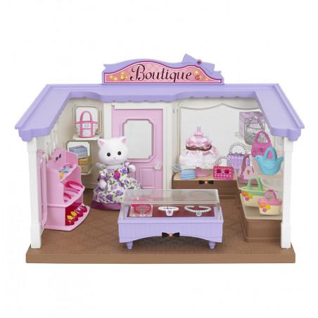 La boutique d'accessoires de mode et figurine de Sylvanian Family - 9