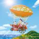 L'aventure en ballon - Sylvanian Families 0