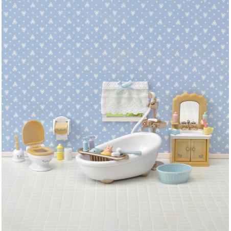 Le set salle de bains de Sylvanian Family - 3