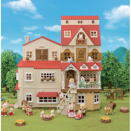 Le coffret cosy cottage du village de Sylvanian Family - 3