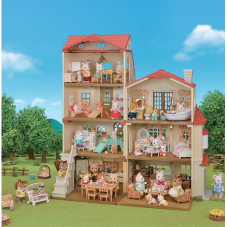 Le coffret cosy cottage du village de Sylvanian Family - 4
