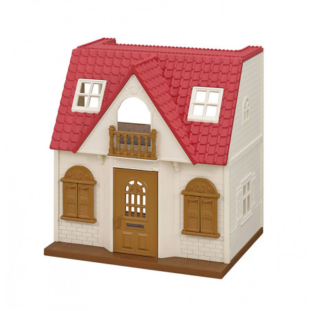 Le coffret cosy cottage du village de Sylvanian Family - 7