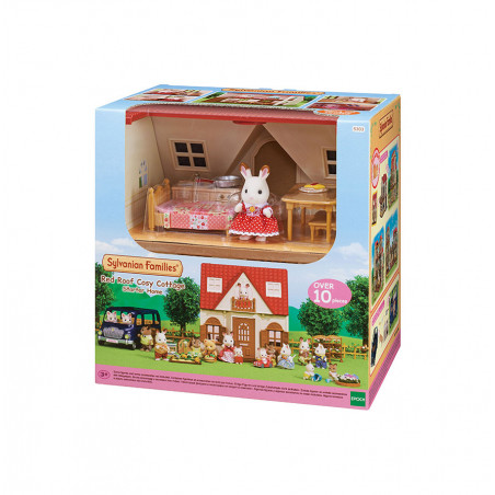 Le coffret cosy cottage du village de Sylvanian Family - 9