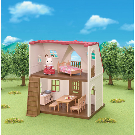 Le coffret cosy cottage du village de Sylvanian Family - 10