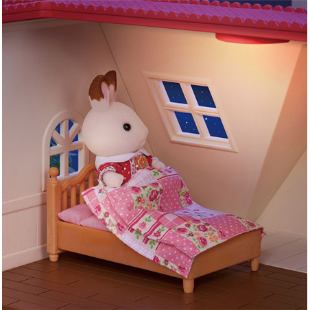 Le coffret cosy cottage du village de Sylvanian Family - 14