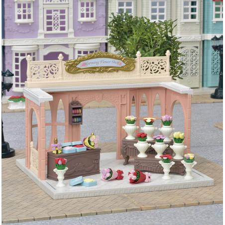La boutique de fleurs de Sylvanian Family - 2