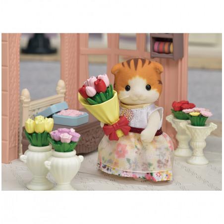 La boutique de fleurs de Sylvanian Family - 10