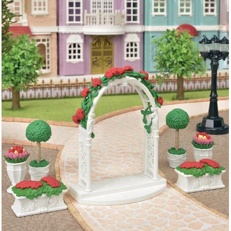 L'arche fleurie de Sylvanian Family - 3