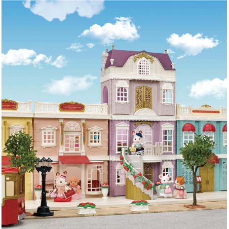 La grande maison de ville de Sylvanian Family - 9