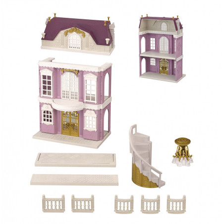 La grande maison de ville de Sylvanian Family - 13
