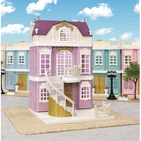 La grande maison de ville de Sylvanian Family - 16