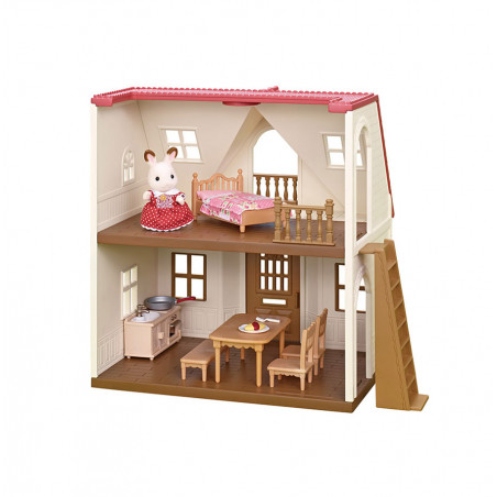 Le coffret cosy cottage du village de Sylvanian Family - 24